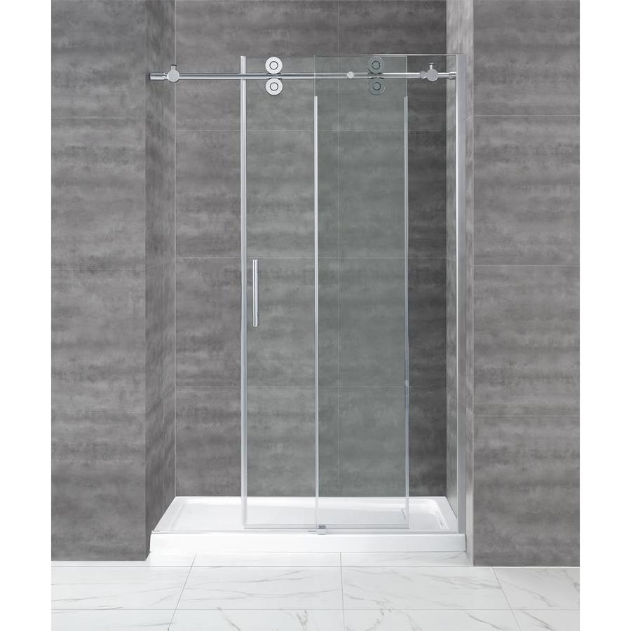 The ultimate guide to sliding shower door behind the shower Sliding glass shower doors