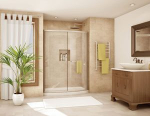 Best Curved Glass Shower Doors