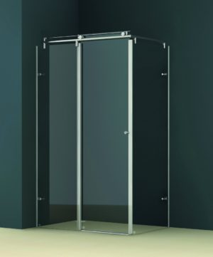 All about Vigo Frameless Shower Enclosures
