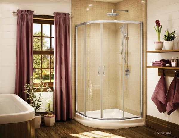Best Curved Glass Shower Doors Review & Best Curved Glass Shower Doors Review - Behind The Shower Pezcame.Com