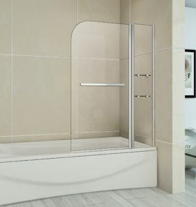 Perfect Bath Shower Screen