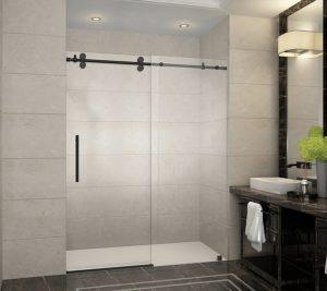 Aston Frameless shower doors