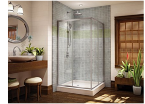 Fleurco Shower doors