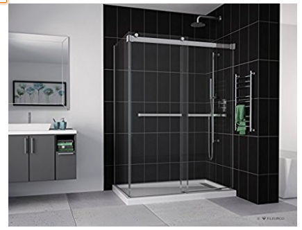 Best Fleurco Shower Doors Reviews Behind The Shower