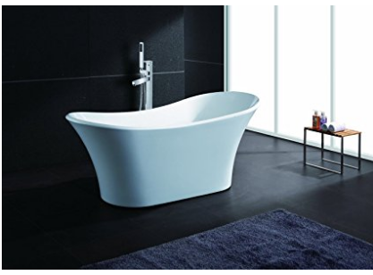 best acrylic bathtubs reviews (2019 updated) - behind the shower