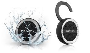 Shower speakers