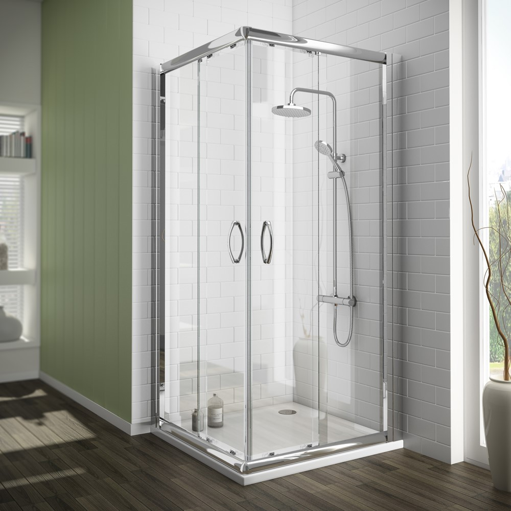 Best Corner Shower Doors And Enclosures